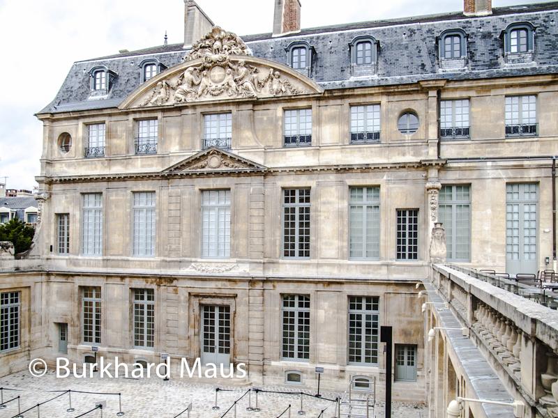 Musée national Picasso Paris, (détail), Paris