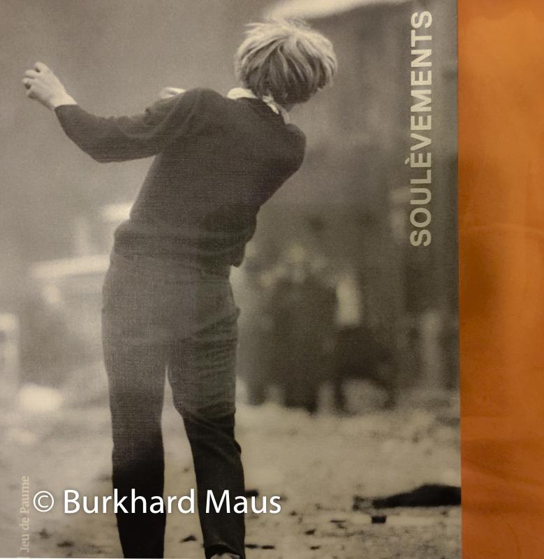 """Georges Didi-Huberman, """"Soulèvements"""" (Buchtitel), Jeu de Paume"""