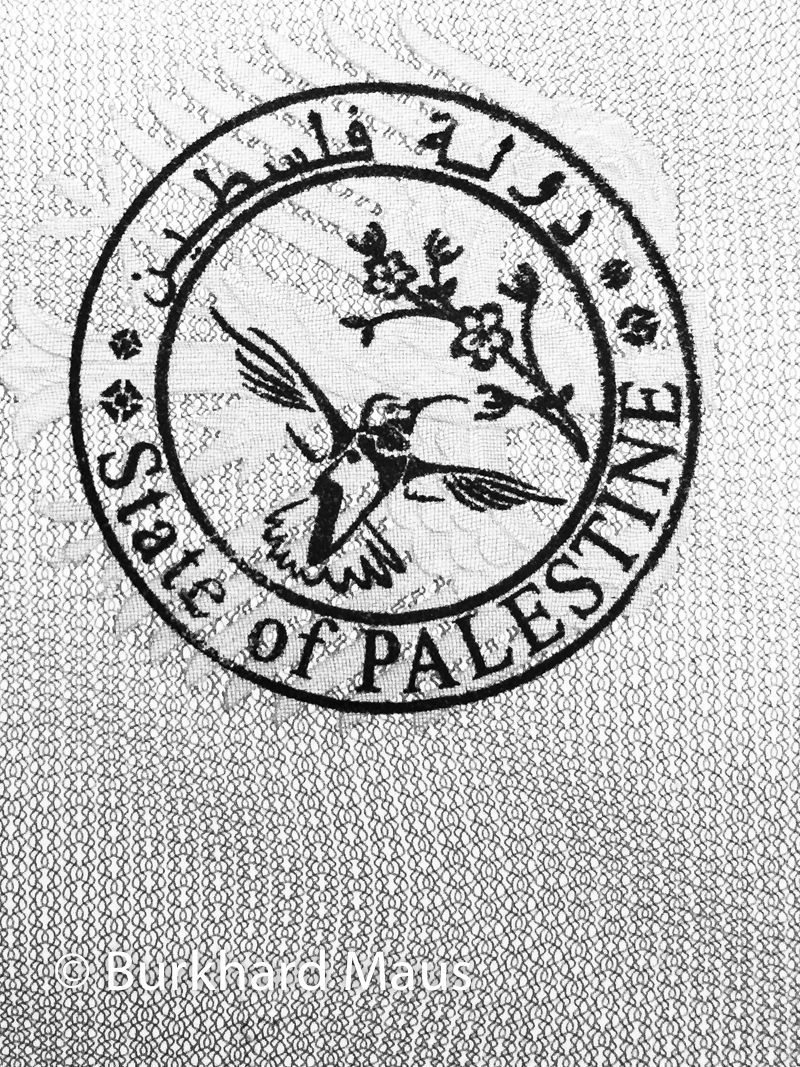 "Khaled Jarrar, ""State of PALESTINE """