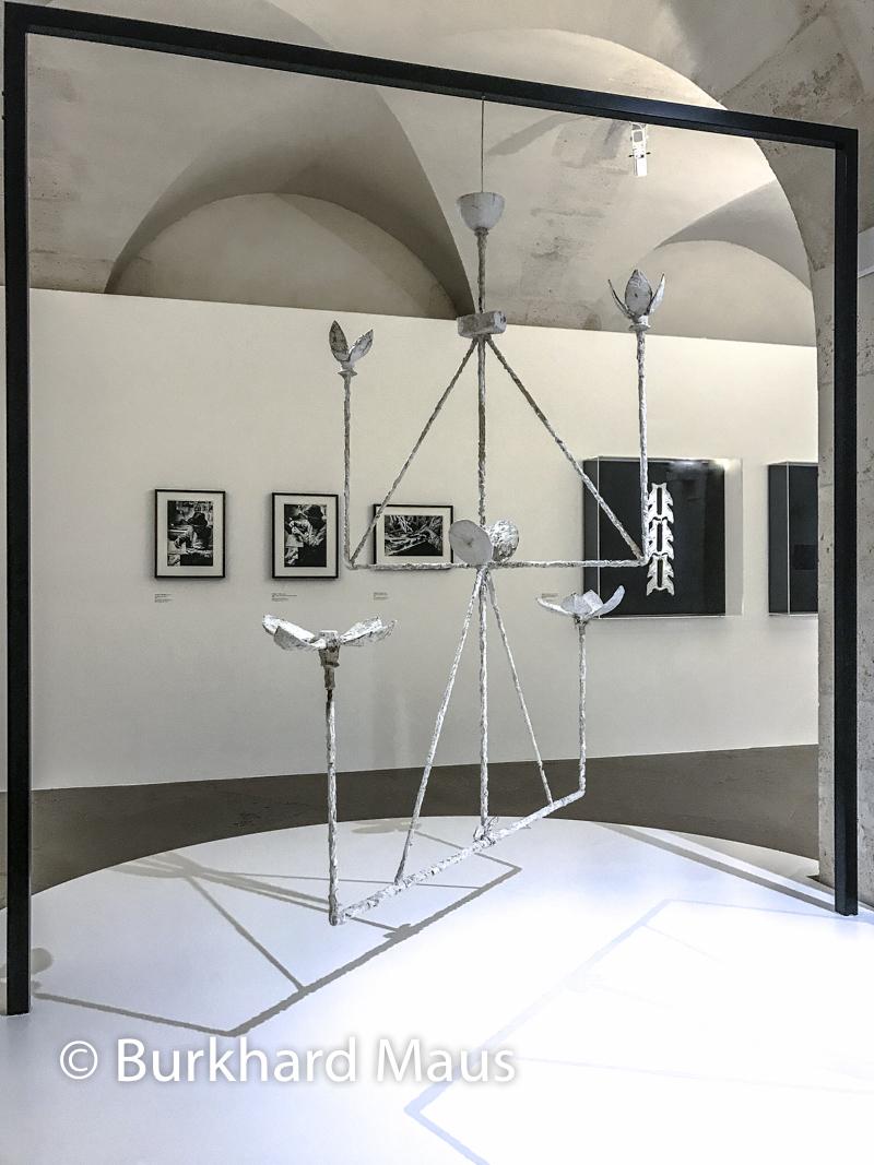 """Diego Giacometti au Musée Picasso"""", (détail), Musée national Picasso-Paris, Paris"""