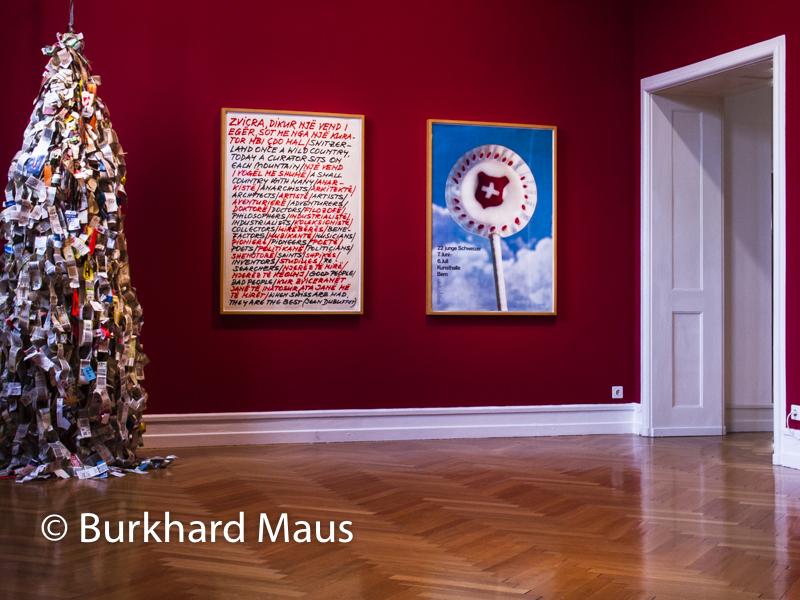 Harald Szeemann,Museum der Obsessionen, (détail), Kunsthalle Bern, Bern