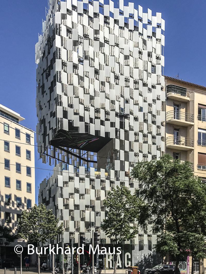 Fonds régional d'art contemporain Provence-Alpes-Côte d'Azur (FRAC Provence-Alpes-Côte d'Azur), Marseille