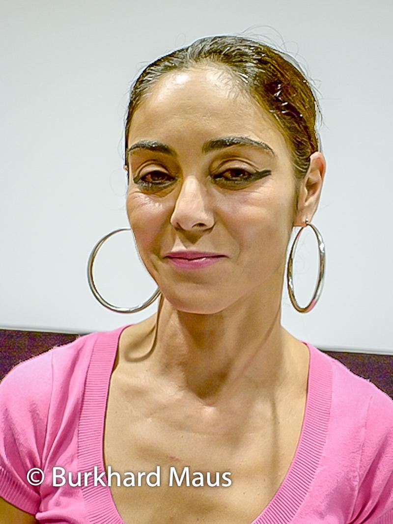 Shirin Neshat, (Potrait)
