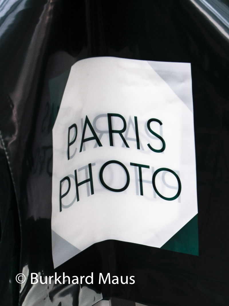 Paris Photo, Grand Palais, Paris