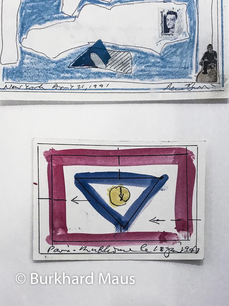 René Burri, Les Pyramides imaginaires (détail), Les Rencontres de le Photographie d'Arles 2018, Arles
