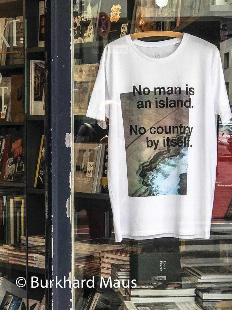 Wolfgang Tillmans, (T-Shirt), Buchhandlung Walther König
