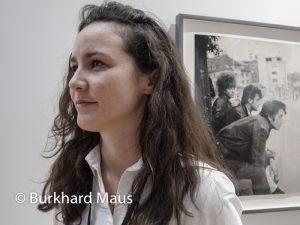 Audrey Hoareau, (Portrait), Paris