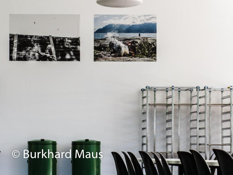 Nikita Hanchoz (l.), Maxime Genoud (r.)CEPV – Centre d'enseignement professionnel de Vevey, Brutti ma Buoni, Biennale des arts visuels – Festival Images Vevey, Vevey