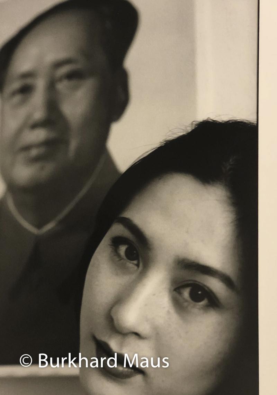 Michael von Graffenried, Chineese Top Model 1, Beijing