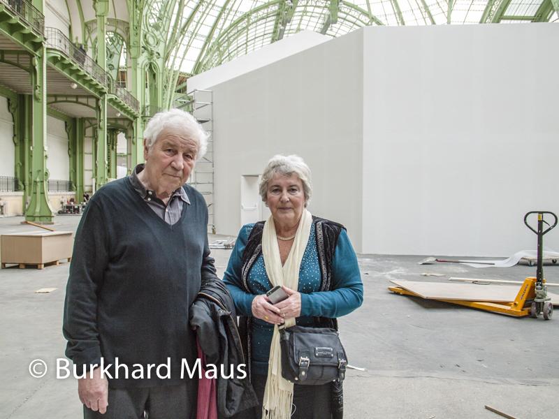 """Iliya und Emilia Kabakov, """"Monumenta"""", Grand Palais, Paris (Portrait"""