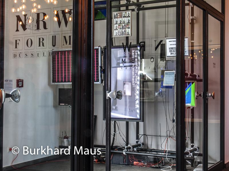 NRW-Forum, (Eingang)