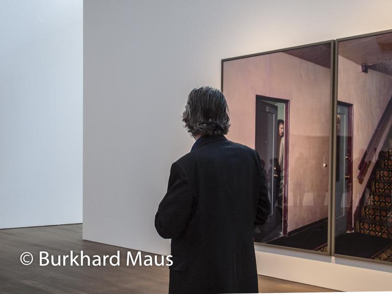 "Jeff Wall, ""Apperance"", MUDAM, Museum d'Art moderne Grand-Duc Jean, Luxembourg"
