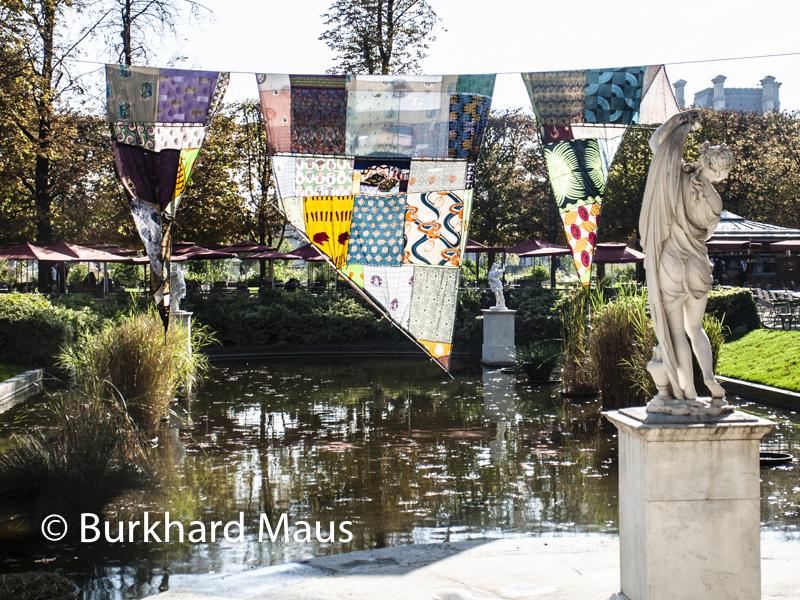 """Tere Recarens, """"Faire l'Aventure"""", Foire Internationale d'Art Contemporain (FIAC) 2018: Hors les murs – Jardin des Tuileries, Paris"""
