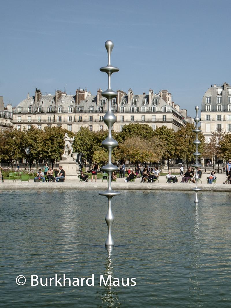 """Kowei Nawa, """"Ether#34 / Ether#35"""", Foire Internationale d'Art Contemporain (FIAC) 2018: Hors les murs – Jardin des Tuileries, Paris"""