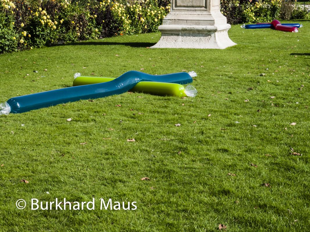 "Mia Marfurt, ""Aqua Felice"", Foire Internationale d'Art Contemporain (FIAC) 2018: Hors les murs – Jardin des Tuileries, Paris"