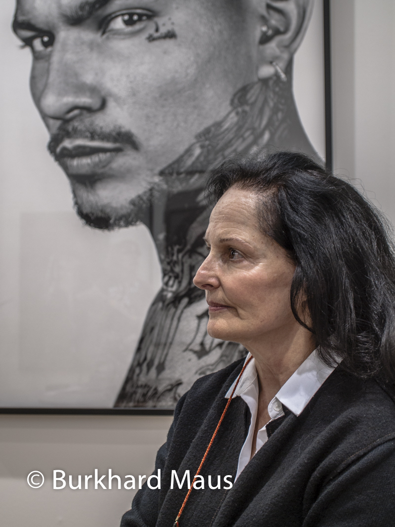 sabel Muñoz, Galerie Esther Woerdehoff, Paris Photo 2018