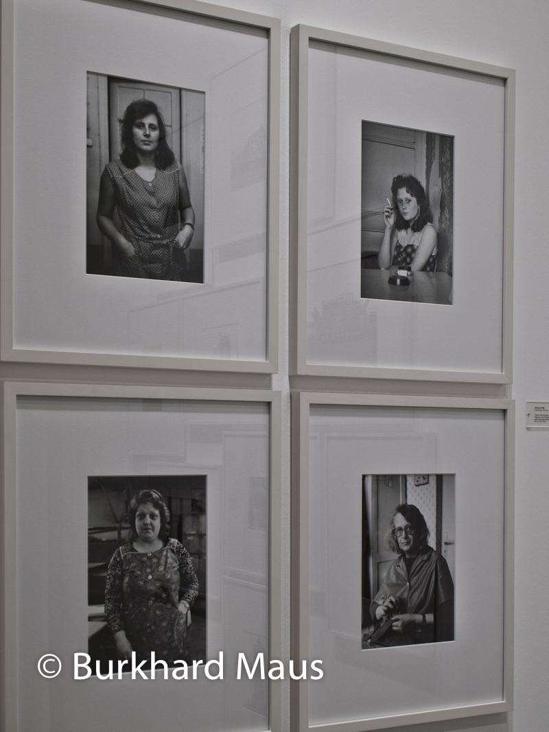 """Helga Paris """"Sans titre"""" (détail), Galerie Kicken, Paris Photo, Grand Palais, Paris"""