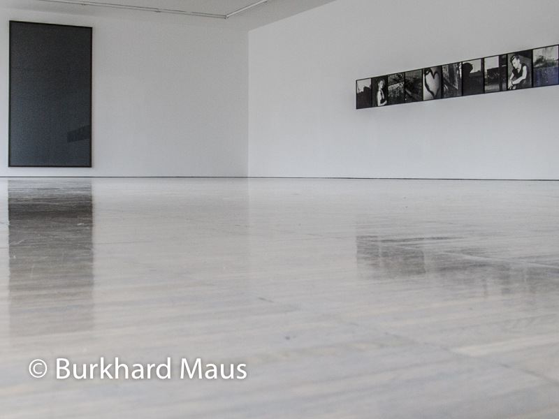 "Gerhard Richter, Michael Schmidt, ""Die Farbe Grau"", (détail), Galerie Thomas Zander, Köln"