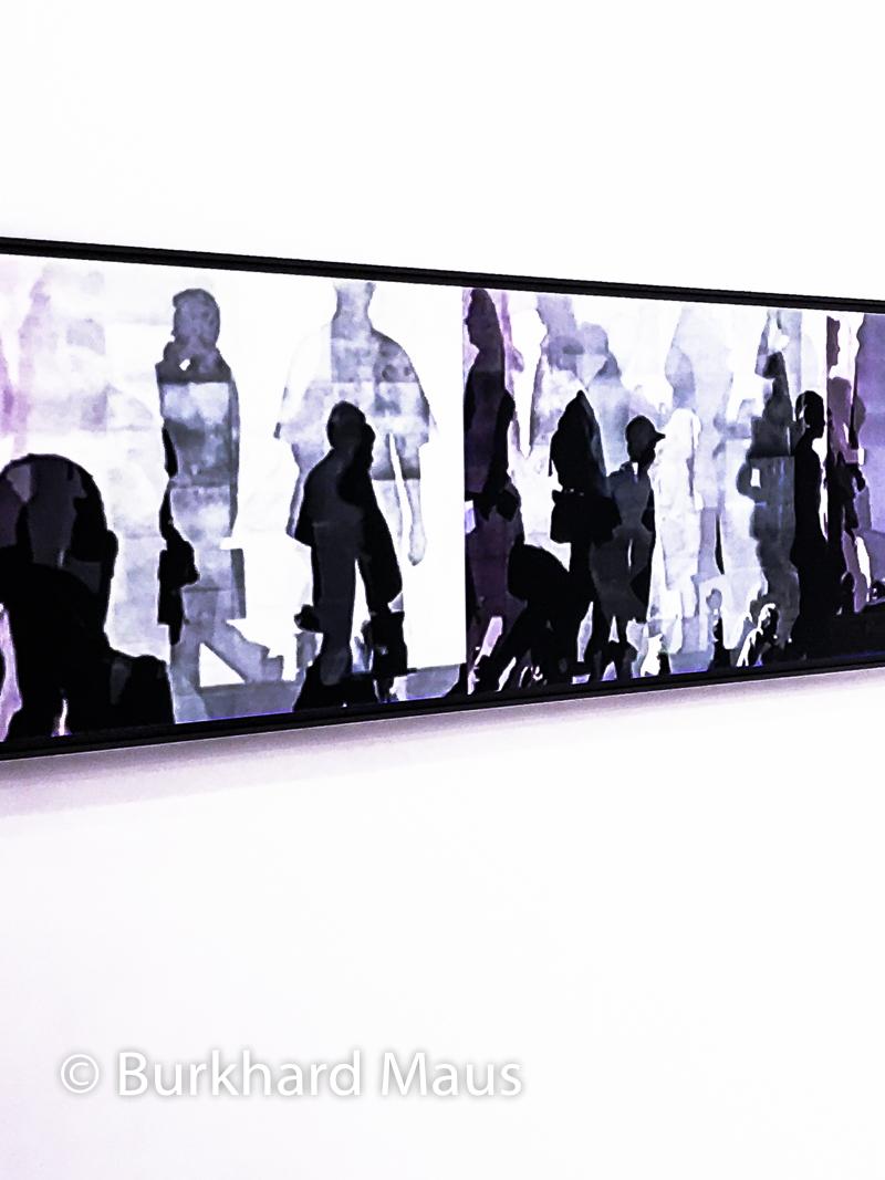 "Catherine Gfeller, ""China Drifting"" (détail), Galerie RX, Paris"