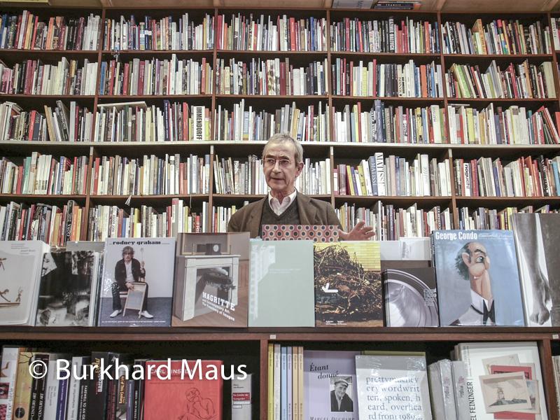 Walther König, Buchhandlung Köln