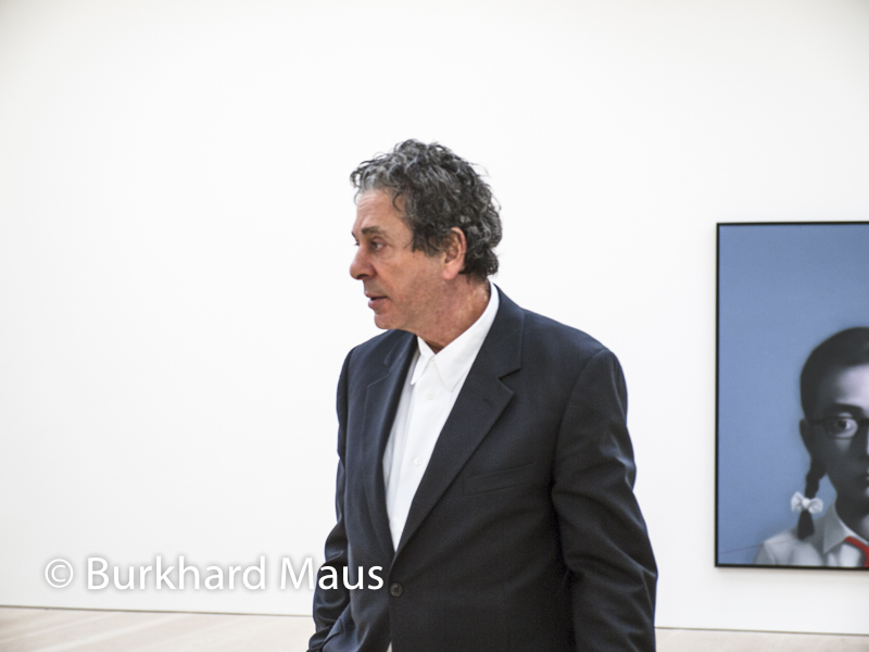 Charles Saatchi, Saatchi Gallery. London