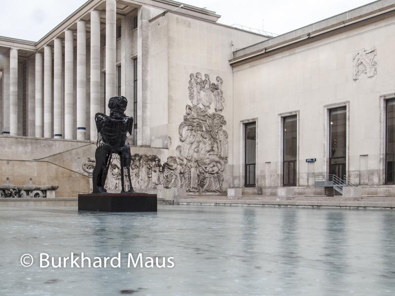 Thomas Houseago, Musée d'Art moderne de la Ville de Paris
