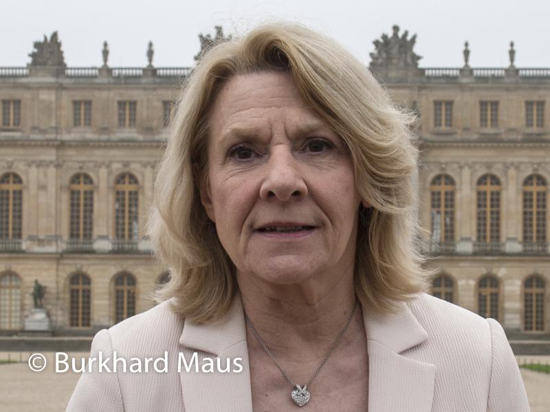 Catherine Pégard, Château de Versailles