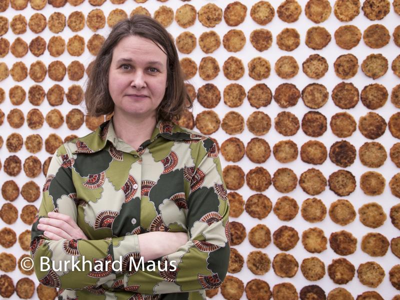 "Judith Samen, ""Eating the Universe"", Kunsthalle Düsseldorf"