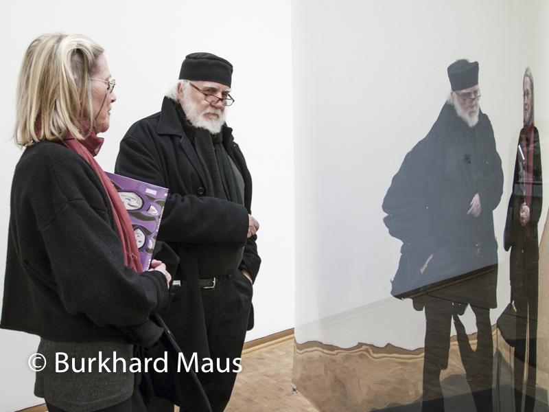 Annick und Anton Herbert, Collectionneurs d'art