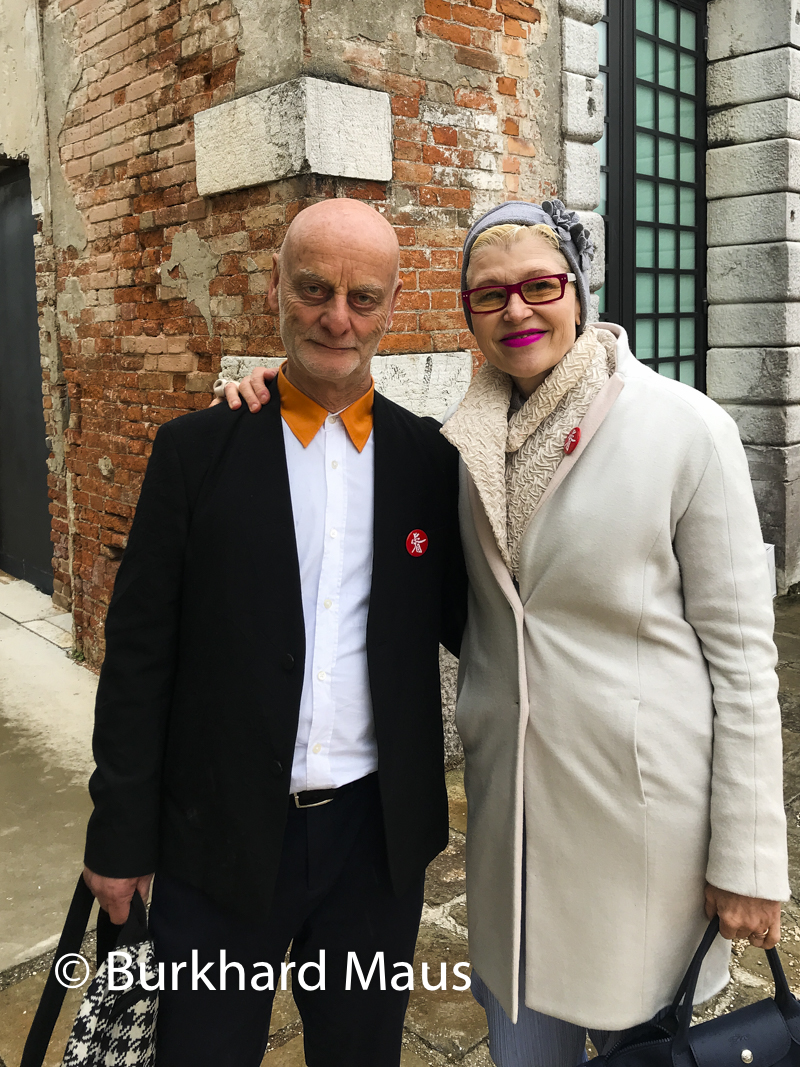 Uli Sigg, Rita Sigg, Collectionneurs d'art