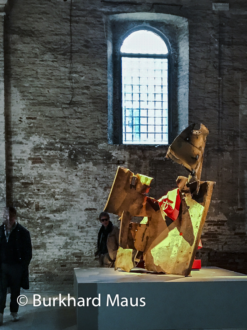 "Cameron Jamie, ""Smiling Disease"", Esposizione internazionale d'arte di Venezia"