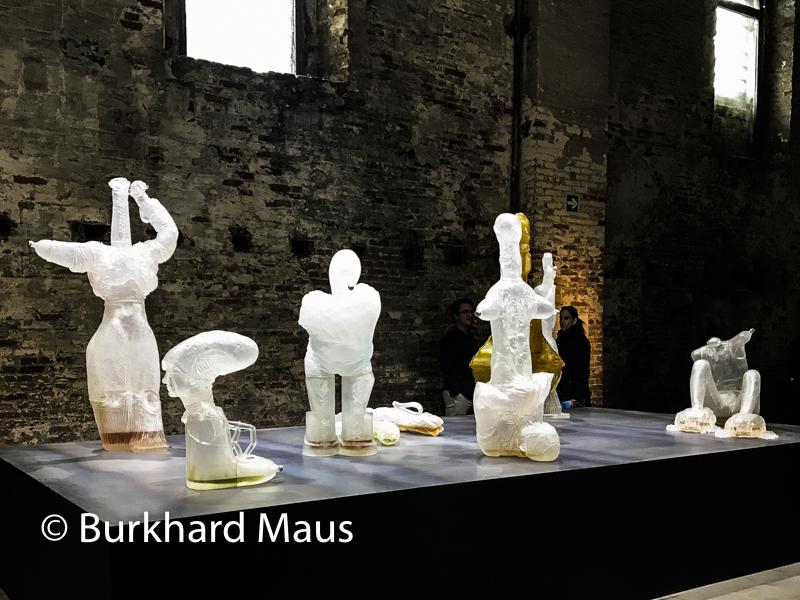 Andra Ursuţa, Esposizione internazionale d'arte di Venezia