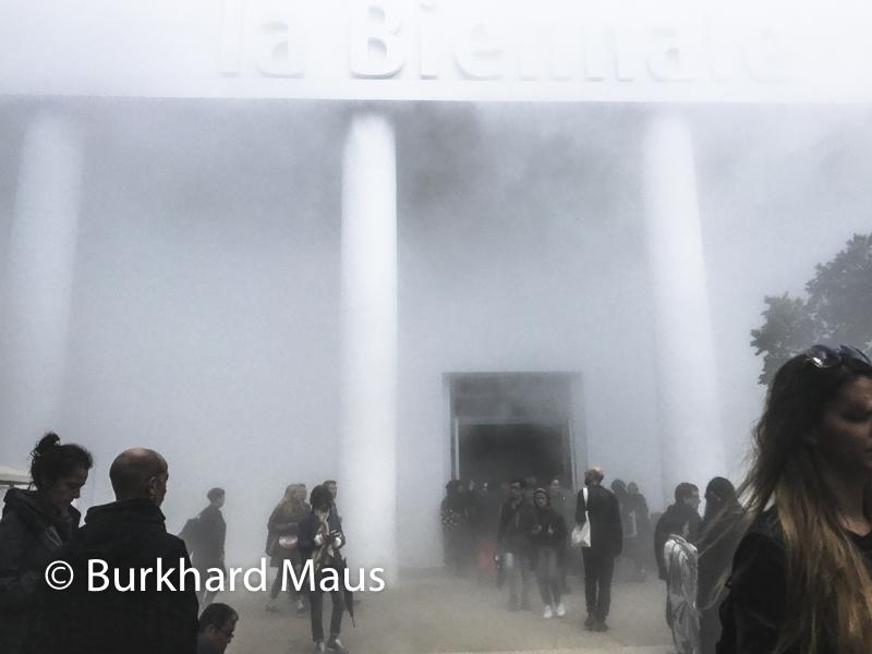 """Ryoji Ikeda, """"Spectra III"""", Esposizione internazionale d'arte di Venezia"""