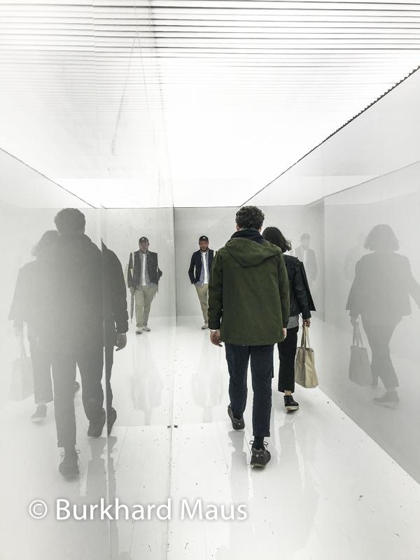 """Ryoji Ikeda, """"Spectra III"""", Esposizione internazionale d'arte di Vene"""