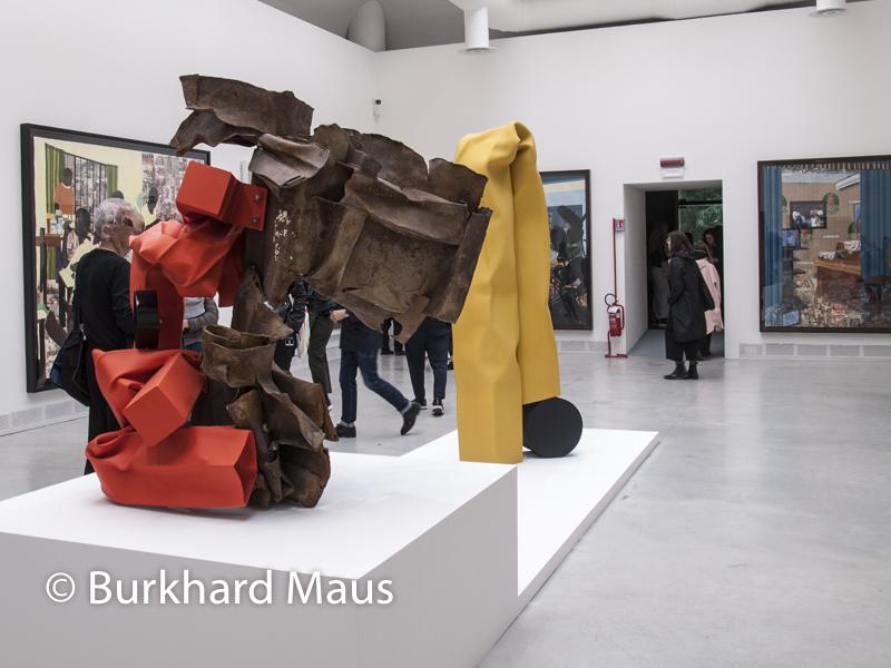 Carol Bove, Esposizione internazionale d'arte di Venezia