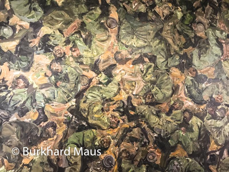 """Serwan Baran, """"Fatherland"""" (détail), Pavillon de l'Iraq Esposizione internazionale d'arte di Venezia"""