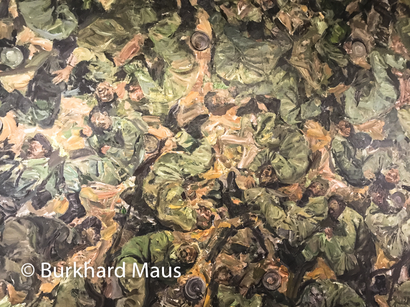 """Serwan Baran, """"Fatherland"""", Esposizione internazionale d'arte di Venezia"""