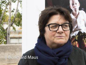 """Françoise Huguier, Mwanzo Millinga, """"Beautiful Desert Rose (détail), Photoquai, Musée Quai Branly Jacques Chirac, Paris"""