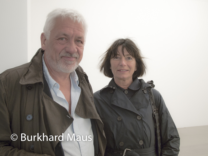 Axel und Barbara Haubrok, Collectionneurs d'art