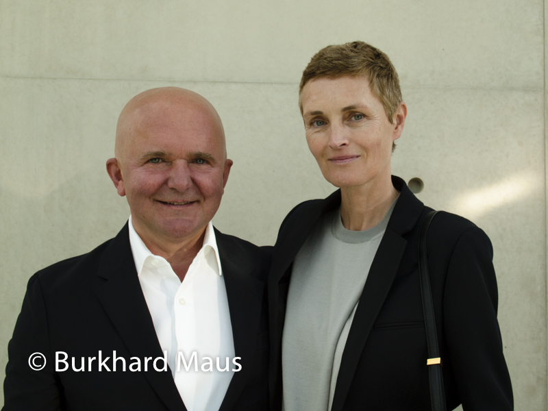 Christian und Karen Boros, Collectionneurs d'art