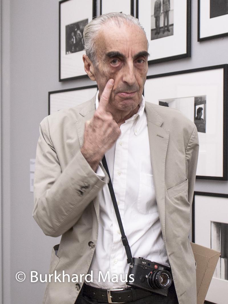 Benjamin Katz, Musée d'Art Moderne de la Ville de Paris, Paris