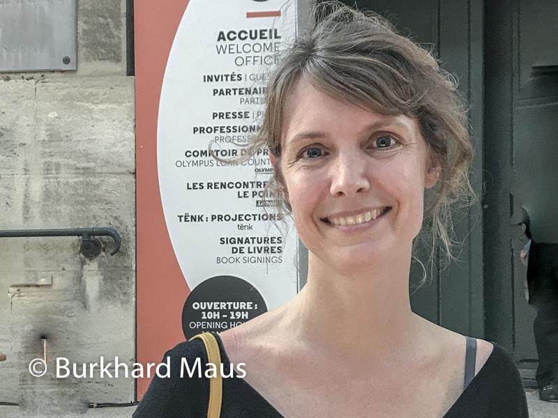 Aurélie de Lanlay, Les Rencontres de la Photographie d'Arles, Les Femmes dans les Arts
