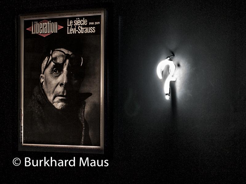 """Alfredo Jaar, """"Le Siècle de Lévi-Strauss"""", Triennale, Palais de Tokyo, Paris"""