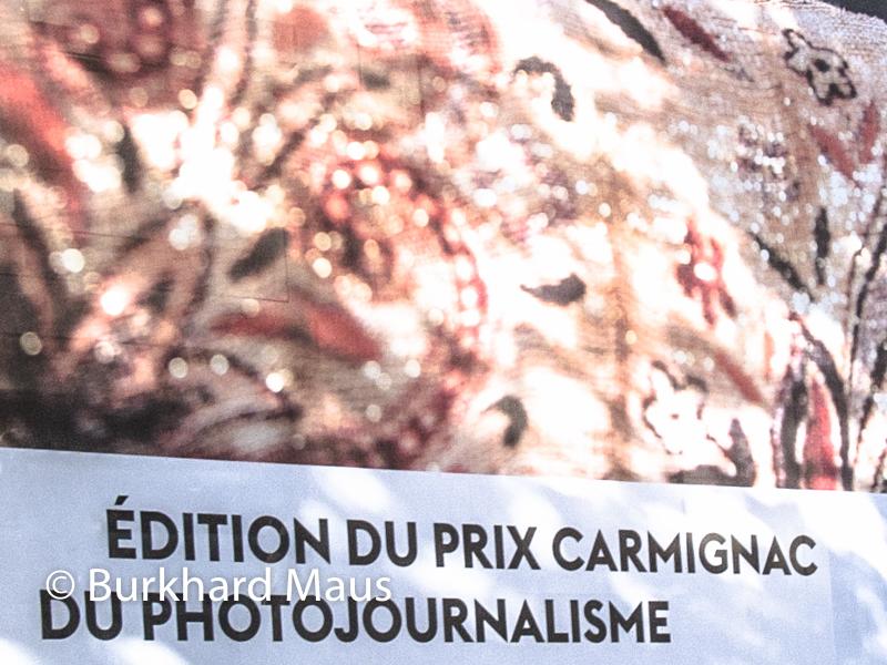 Édition du Prix Carmignac du Photojournalisme, Fondation Camignac