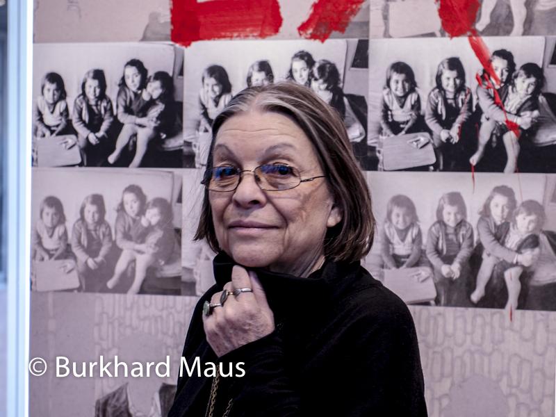 Nil Yalter, Museum Ludwig, Les Femmes dans les Arts, Les artistes photographes féminines