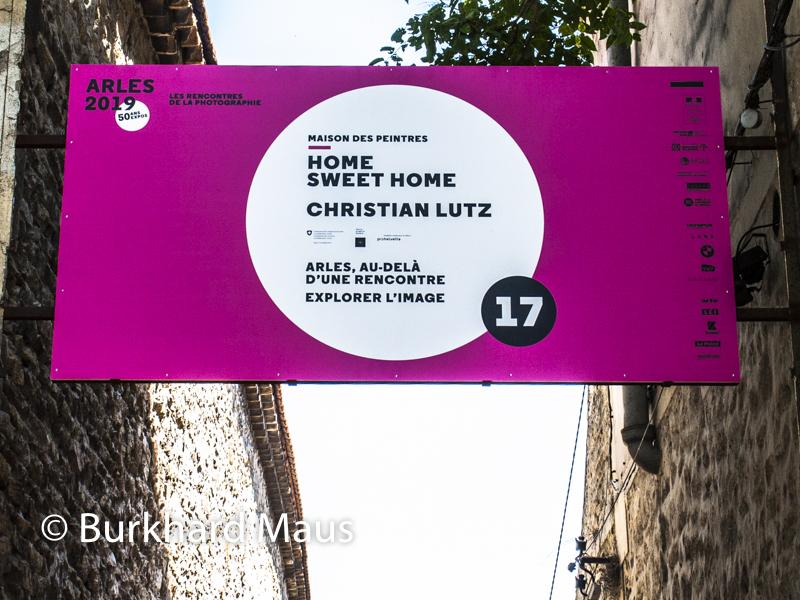 Christian Lutz, Les Recontres de la Photographie d'Arles 2019