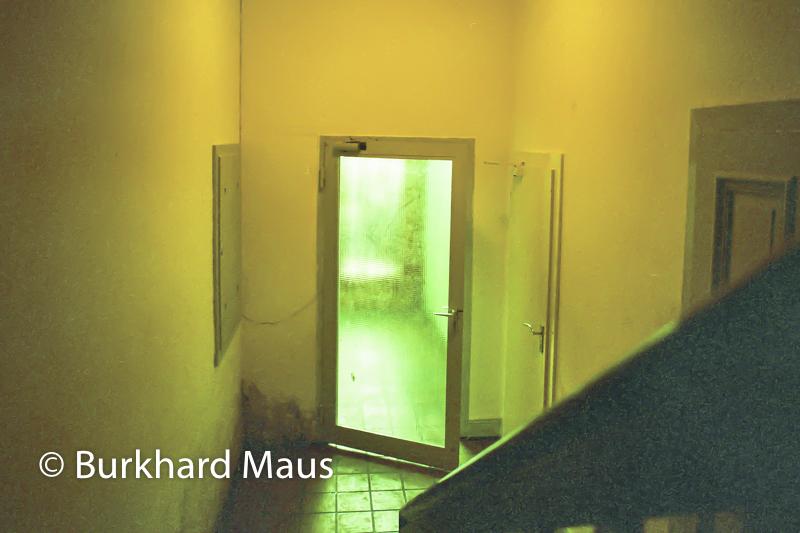 "Gregor Schneider,""Totes Haus ur"" (détail), Esposizione internationale d'arte di Venezia"