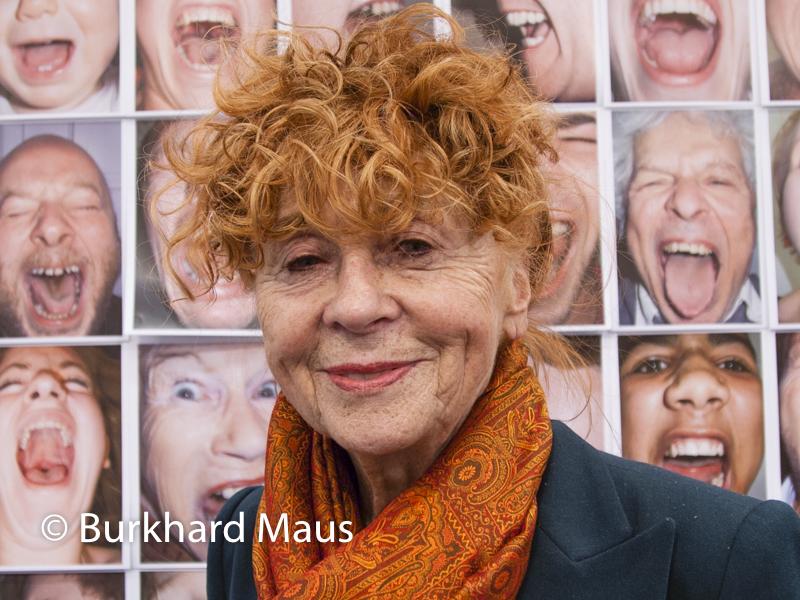 Herlinde Koelbl, Photographes artistes fémines, Les Femmes dans les Arts