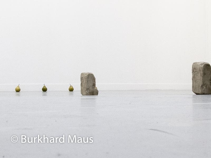 Ugo Rondinone, Galerie Eva Presenhuber, Foire Internationale d'Art Contemporain (FIAC)