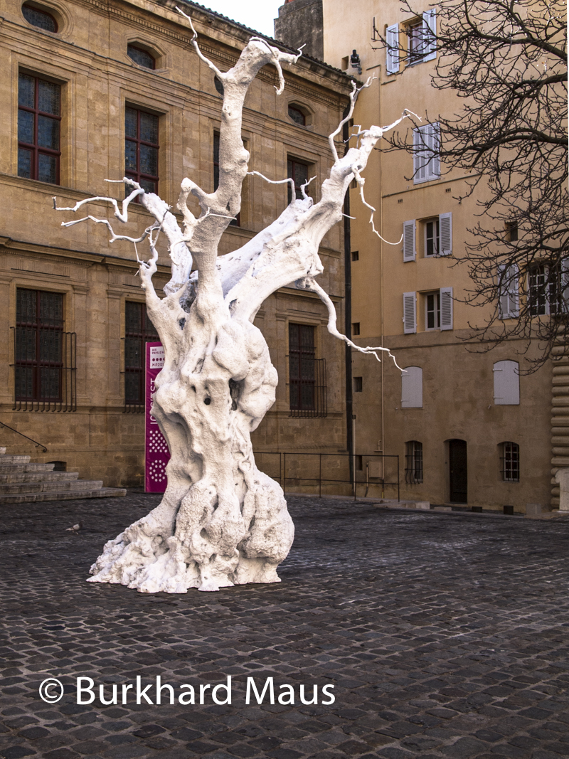 "Ugo Rondinone, ""I feel, you feel, we feel through each other into our selves"", Musée Granet, Aix-en-Provence"